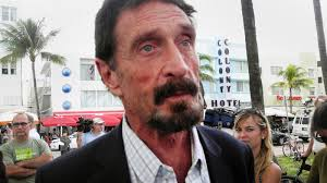 SEC sues John McAfee over promoting cryptocurrency offerings on Twitter