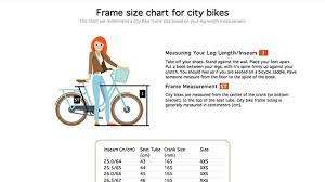 Find The Right Bike Size For You With These Measurements