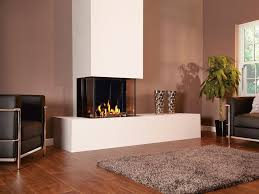 luxe gas fire