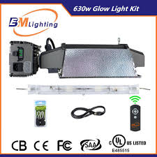Global Greenhouse Lighting 600w Digital Ballast Hot Item Hydroponics Grow Lighting Intelligent Controller Digital Ballast Cmh Kit 630w