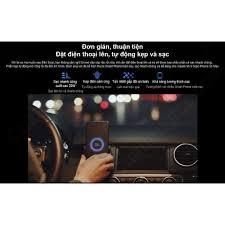 Mã 267ELSALE hoàn 7% đơn 300K] Giá đỡ điện thoại kiêm sạc không dây ô tô  Xiaomi WCJ02ZM - Giá đỡ - Chân đế gắn ô tô, xe máy