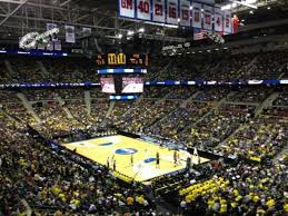 The Palace Of Auburn Hills Section 211 Row 1 Seat 13