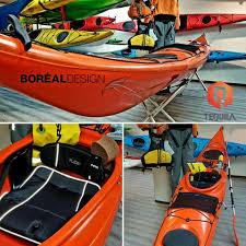 Boreal Design Baffin Boreal Design Baffin P1 P2 P3 Kajakk Flex Seat Frakt Kun