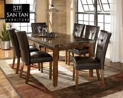 black onyx marble top dining table