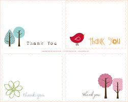 Blank Thank You Card Template Word Thank You Templates For Word Thank You Card Templates