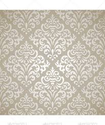 Silver Patterns Fascinating Silver Damask Seamless Pattern By Hoverfly GraphicRiver