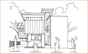 simple architectural sketches. Exellent Architectural Popular Simple Architectural Sketches And Showing Gallery For  To U