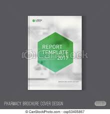 Pharmaceutical Brochure Cover Template
