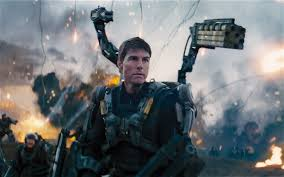 Edge of Tomorrow, review: a gripping time-loop - Telegraph