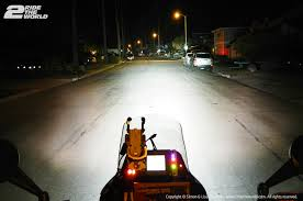 Clearwater Glenda Led Motorcycle Driving Lights Clearwater Ericas Led Lights Bike Reviews 2ridetheworld