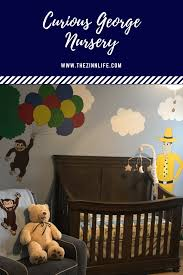 before we found out that we were having a boy i had already decided that we wanted to do a curious george themed nursery also i don t really think of it