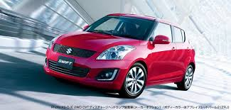 new car launches in japanSuzuki Swift facelift launched in Japan with DJE technology