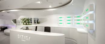 modern office design images. perfect images ideas syzygy frankfurt office design by 3deluxe modern inside images