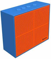 Беспроводная <b>колонка Baseus</b> NGE05-03, оранжевый, синий ...
