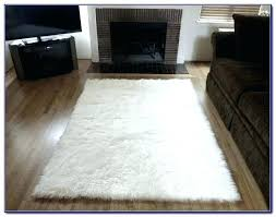 black plush rug round plush rugs incredible round white furry rug rugs home decorating ideas pertaining