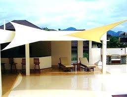triangle canopies rectangle sun shade sail top cover outdoor canopy patio lawn new in home garden