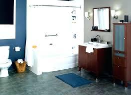 fiberglass tub shower combo install bathtub how to
