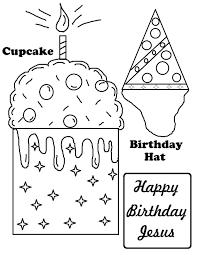 A Free Printable Happy Birthday Jesus