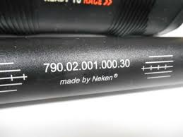 Neken Handlebars Black Bars Ktm 7 8 7900200100030