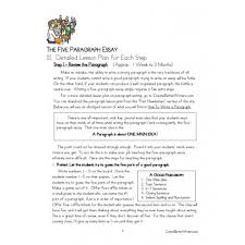 how to teach the five paragraph essay ebook educents how to teach the five paragraph essay ebook 7