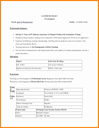 Awesome Collection Of Create Resume Microsoft Word 2010 Fabulous 7