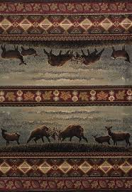easy log cabin area rugs 574 best western decor lodge
