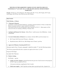 MINUTES OF THE BARROWBY PARISH COUNCIL MEETING HELD ON WEDNESDAY 4 JANUARY  2012 AT THE READING ROOM, CHURCH STREET BARROWBY. Pre