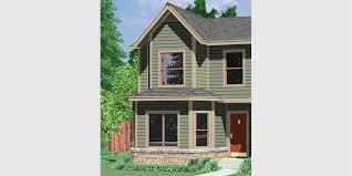 d 550 duplex house plans narrow lot duplex house plans master on the