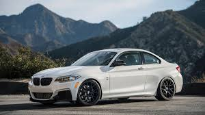 Dinan BMW S3 M235i turbo upgrade test drive and review