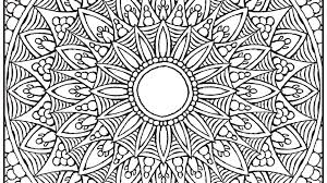 Stirring Mandala Coloring Pages For Adults Freentable Animal