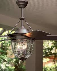 rustic outdoor ceiling fans lovely dark aged bronze outdoor ceiling fan with lantern of rustic outdoor