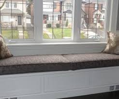 window seat furniture. Especial Seat Cushions In Bench Window Furniture For Also