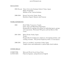 Hospitality Objective Resume Samples Shockingitality Management Resume Samples Manager Sample And 16