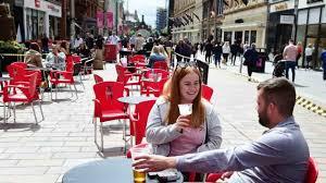 Covid-19, allentate le misure nel Regno Unito: Scozia, Irlanda e Galles  verso la normalità - MeteoWeek