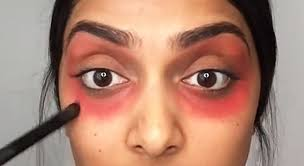 makeup tricks to hide dark circles dark circles are a discoloring of the skin under the eye due to excessive ion of melanin and dilation of