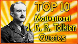 Quotes Inspirational Beauteous Top 48 J R R Tolkien Quotes Famous Quotes Inspirational Quotes