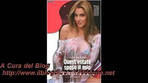 Adriana Volpe nega il tradimento del marito Roberto Parli