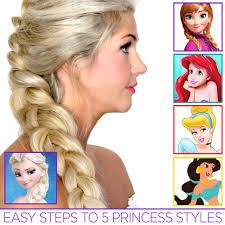 S Explore Disney Princess Hairstyles