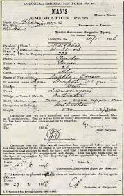 jamaican immigration form history notes