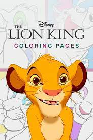 They will provide hours of coloring fun for kids. The Lion King Coloring Pages Disney Lol
