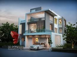 3D Exterior Rendering Creative Decoration Awesome Inspiration