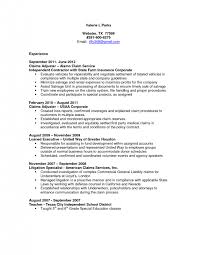drop dead gorgeous insurance claims adjuster resume sample sample sample insurance resume
