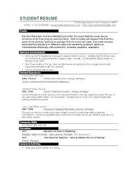 Sample Criminal Justice Resumes Sample Resume For Recent College Graduate Criminal Justice Resumes