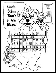 Small Picture Safety Bear Alaska State Troopers