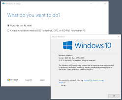 What Version Of Windows 10 Do I Have You Can Upgrade To The Windows 10 May 2019 Update Right Now