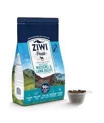 Ziwi Peak Air Dried Mackerel Lamb For Dogs Ziwi Pets
