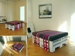 euro pallet furniture. Backless Bench DIY Furniture From Euro Pallets - 101 Craft Ideas For Wood Pallet 0