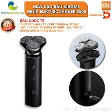 Máy cạo râu Xiaomi Mijia Electric Shaver S500 – Thế giới điện máy