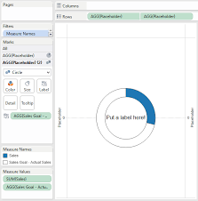 How To Do Donut Chart In Tableau Tableau 201 How To Make Donut Charts Evolytics