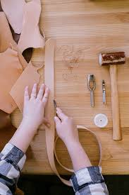 leather working craft classes